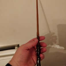 Picture of print of Harry Potter's Wand