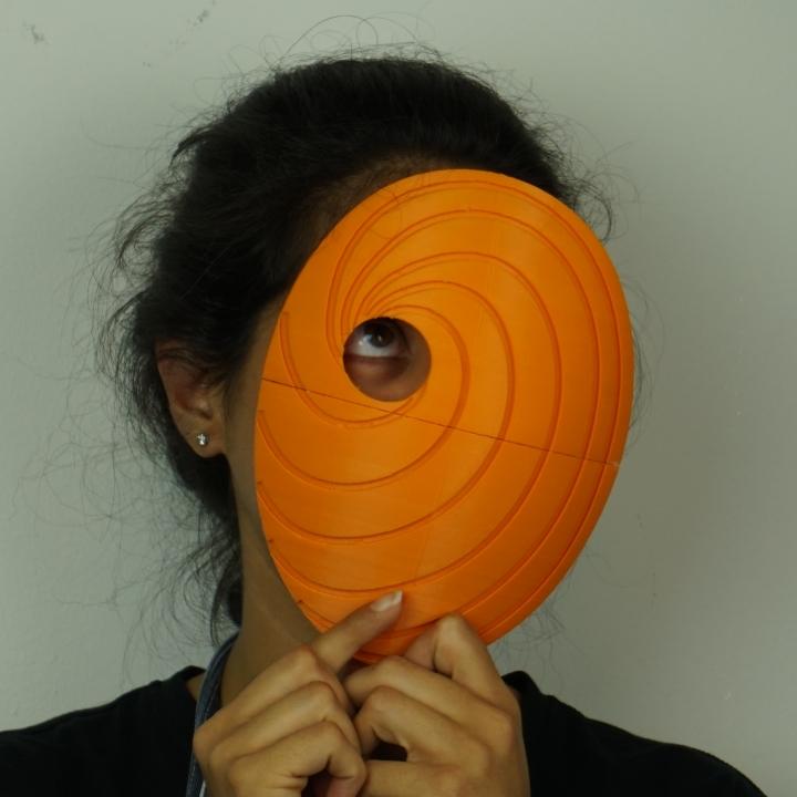 Tobi mask (Obito)
