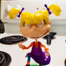 Picture of print of ANGELICA - RUGRATS