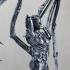 Starcraft KERRIGAN statue image