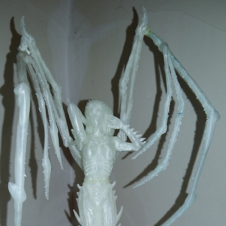 Picture of print of Starcraft KERRIGAN statue This print has been uploaded by david marcano