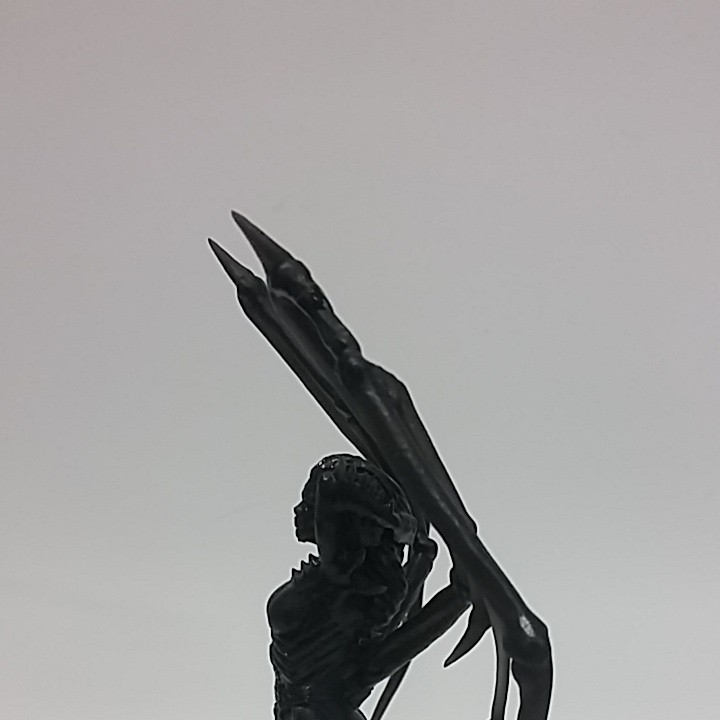 Picture of print of Starcraft KERRIGAN statue This print has been uploaded by Marko Aubel