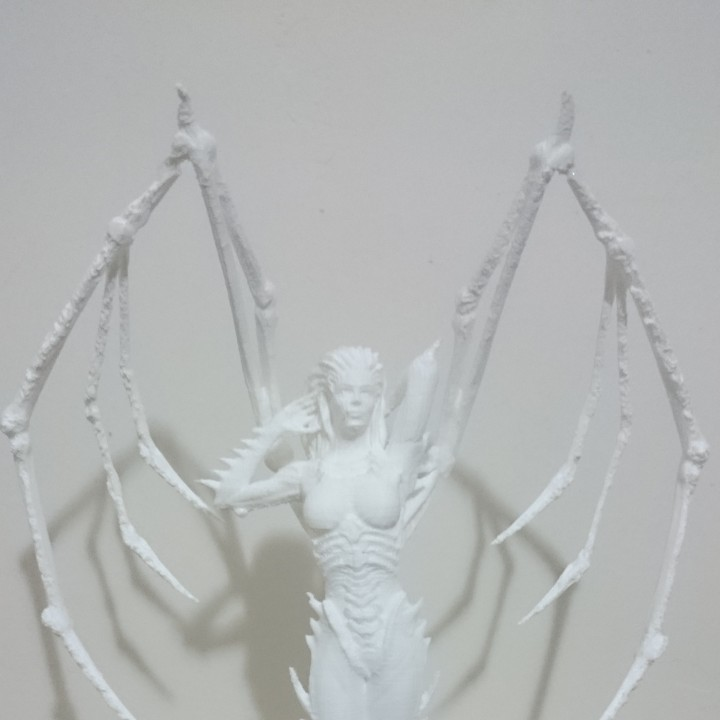 Picture of print of Starcraft KERRIGAN statue This print has been uploaded by Rıdvan Iscan