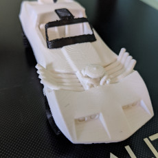 Picture of print of Mad Max Perentti Corvette - Fury Road