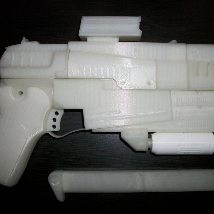 Picture of print of Fallout 4 - 10mm Pistol This print has been uploaded by Dillon Liebentritt