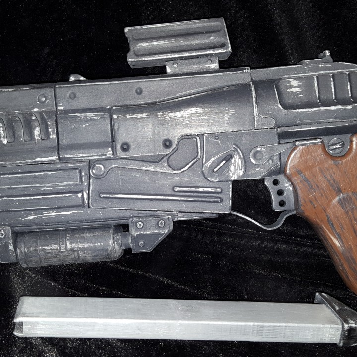 Picture of print of Fallout 4 - 10mm Pistol This print has been uploaded by Jo Tucker