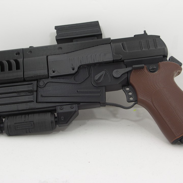 Picture of print of Fallout 4 - 10mm Pistol This print has been uploaded by Mac Reiter