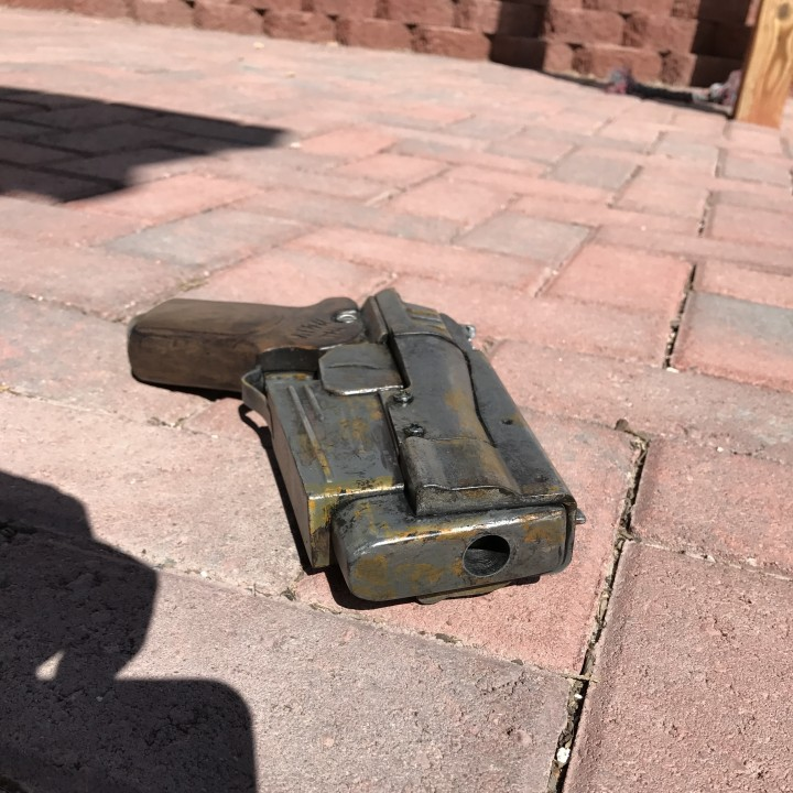 Picture of print of Fallout 4 - 10mm Pistol This print has been uploaded by Travis Perry