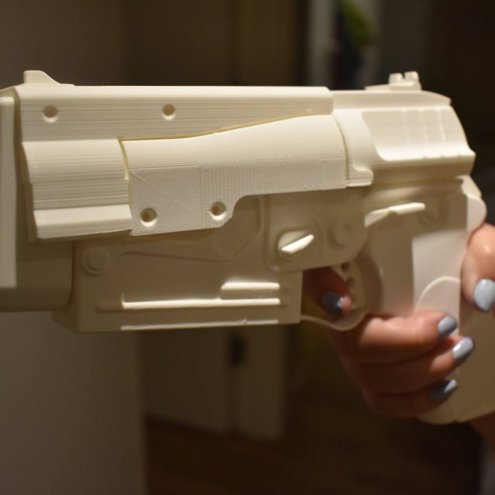 Picture of print of Fallout 4 - 10mm Pistol This print has been uploaded by Tamsyn Murphy