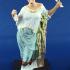 Aphrodite Leaning against a Pillar at The Louvre, Paris print image