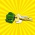 EckoSoldier Keychain! image
