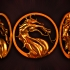 Mortal Kombat Wall Decor in 3D image