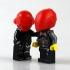 Daft Punk Lego/ Thomas Bangalter - Resin Print image
