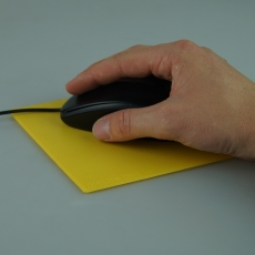 Mouse Pad for Flexible Filaments