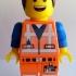 Lego 6in Emmett Minifig image