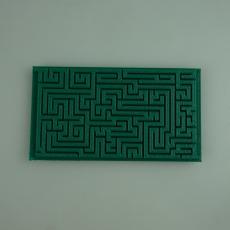 ZenGarden_Sand Maze Stamp