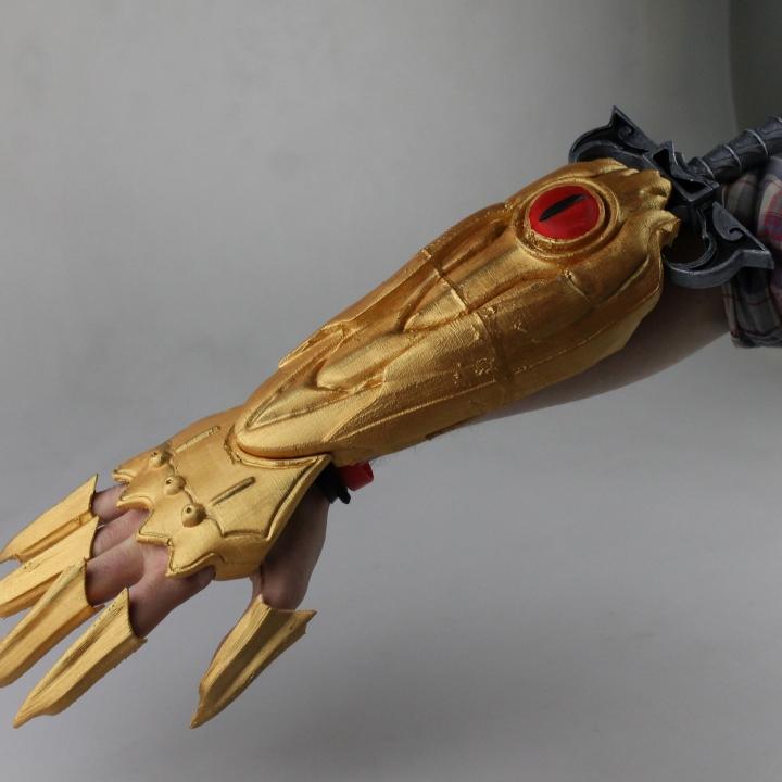 Thundercats Claw Shield