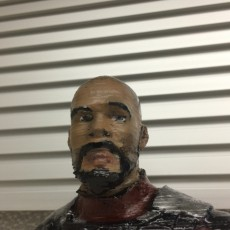 Picture of print of Deadshot Will Smith
