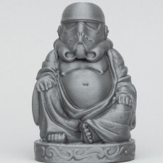Picture of print of Mesh Mix up - Darth Buddha