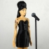 Amy Winehouse Articulated Doll - Support Free image