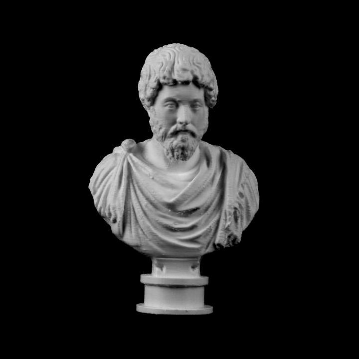 Marcus Aurelius at The Metropolitan Museum of Art, New York