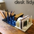 LONDON DESK TIDY - support free image