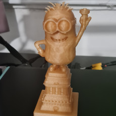 Picture of print of Liberty minion