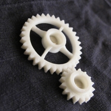 Semi-Formal Pocket Gear Train