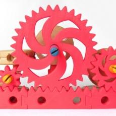 Tinkeriffic Gear Train