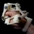 3D Printed Exoskeleton Hands image