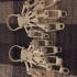 3D Printed Exoskeleton Hands print image