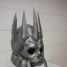 Picture of print of The Witcher Wild Hunt  Eredin Helmet