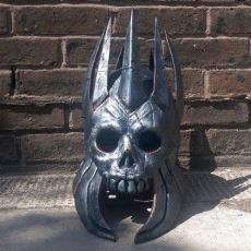 The Witcher Wild Hunt  Eredin Helmet