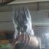 The Witcher Wild Hunt  Eredin Helmet print image