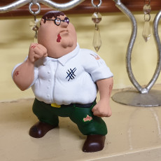 Picture of print of Peter Griffin
