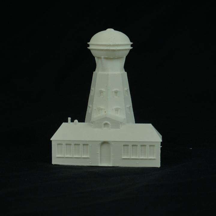 Tesla Tower - Nikola Tesla anniversary