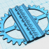 Steampunk Gear Hinge image