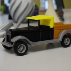 Cuban pickup truck