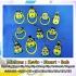 Minions Keychain / Paper Clip / Bag Clip / Money Clip / Bookmark / Magnets image