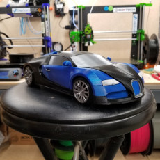 Picture of print of Bugatti Veyron
