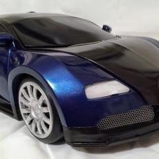 Picture of print of Bugatti Veyron