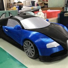 Picture of print of Bugatti Veyron This print has been uploaded by 陳盈太