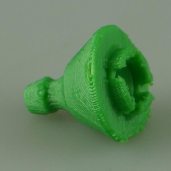 Drip Emitter V2 (No wings) - 3Dponics Emitters & Plugs