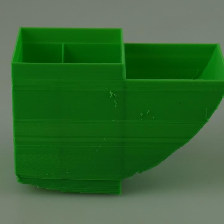 Container - 3Dponics Herb Garden