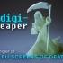 Digi-Reaper (blue screen of death) image