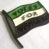WSPU Badge - Emmeline Pankhurst's 156th Birthday image