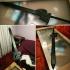 Kirito's Dual Blade elucidator print image