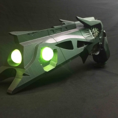Airsoft Thorn Hand Cannon