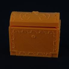 Greyjoy Treasure Chest -Detail Your Own Single Print Treasure Chest