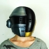 DAFT PUNK, RAM HELMET - WEARABLE image